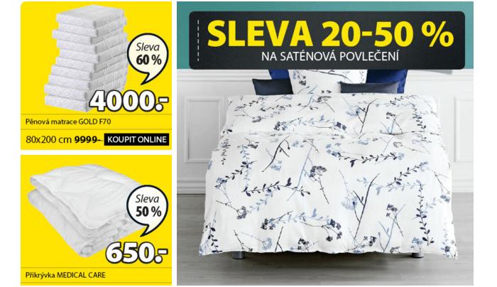 Sleva 50% na jysk.cz
