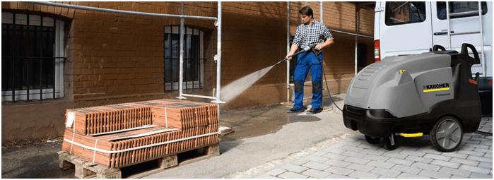 Vysokotlaký čistič Karcher se slevou