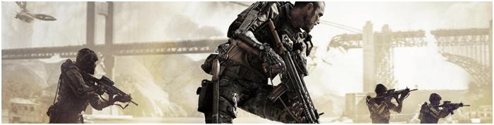Sleva na Call of Duty: Advanced Warfare