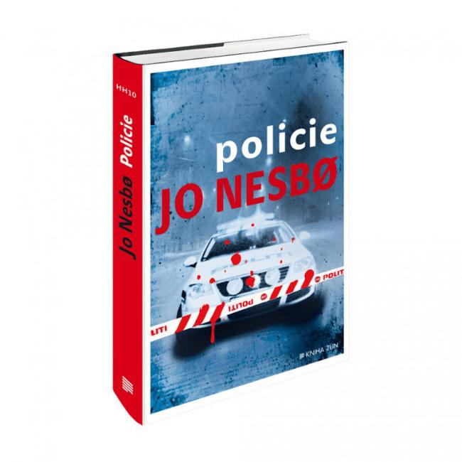 Detektivní příběh Policie na Knihy.cz
