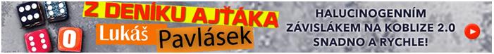 Sleva na knihu Lukáše Pavláska na kosmas.cz