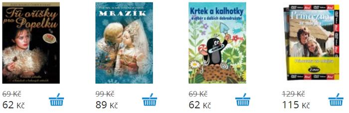 Levné filmy na dvd knihydobrovsky.cz
