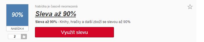 využití slevy levne-knihy.cz