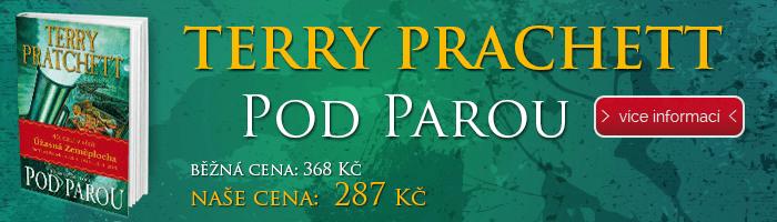 Slevový kódy na Terryho Prachetta