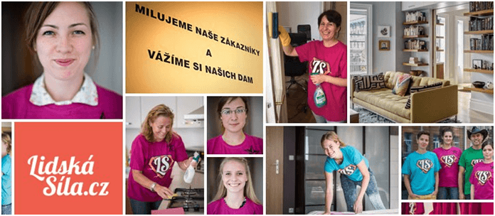 Levný úklid domácnosti