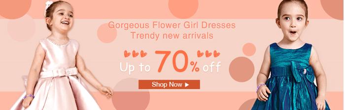 Dětské oblečení se slevou 70 %