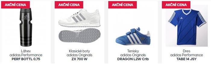 Výprodej značek adidas a reebook