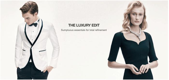 Slevový kód na luxusní italské oblečení