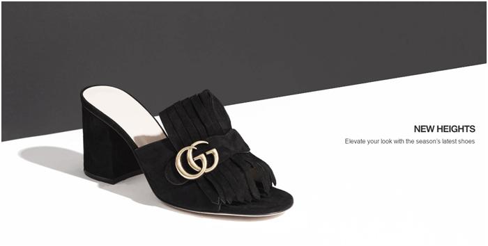 Luxusní italská obuv pro dámy se slevou