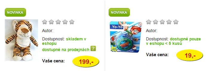 Sleva na hračky Levne-knihy.cz