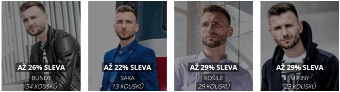 Slevový kód manstyle.cz - sleva na pánské oblečení
