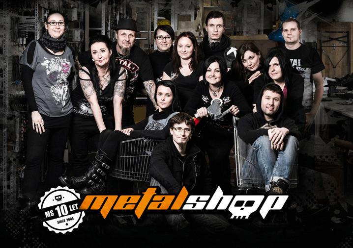 metalshop.cz tým