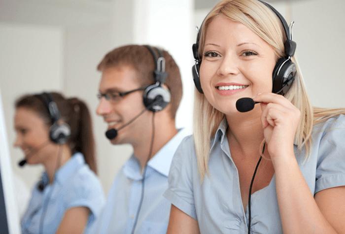 Callcentrum mironet