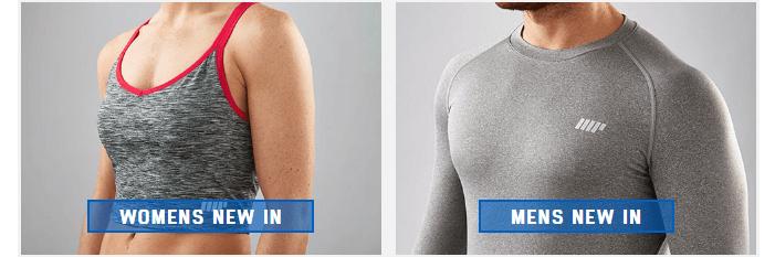 Levné sportovní oblečení Myprotein.com