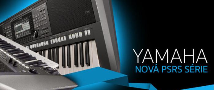 Sleva na klávesy Yamaha