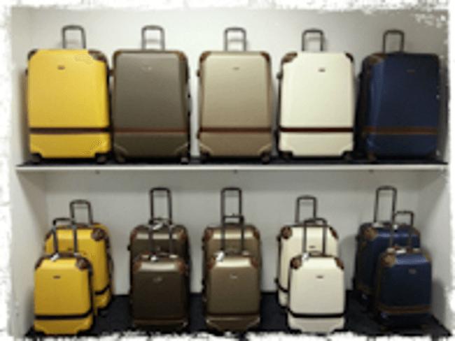 zlute a bile kufry