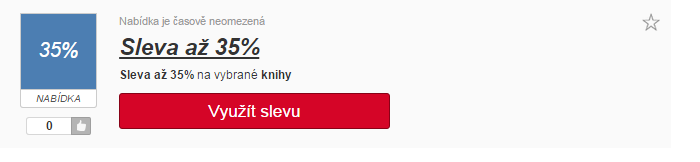 Sleva na nejlevnejsi-knihy.cz