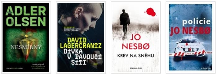 Sleva na Jo Nesbo nejlevnejsi-knihy.cz