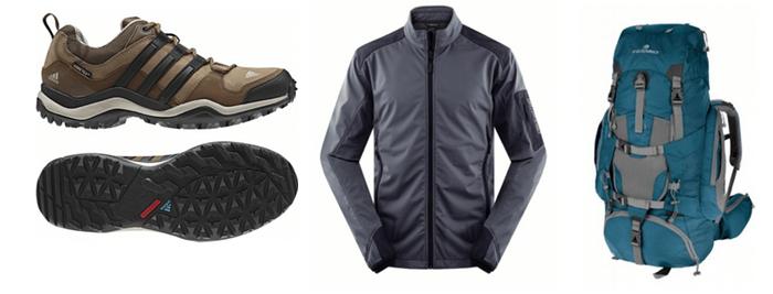 Slevy na outdoorové oblečení