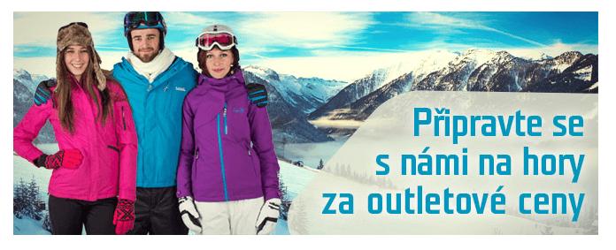 Sleva na zimní oblečení outletexpert.cz