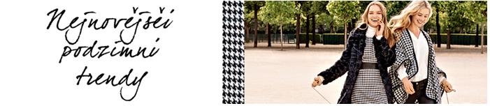 Sleva na podzimní kolekce orsay