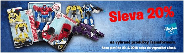 Sleva 20% na transformers Pompo.cz