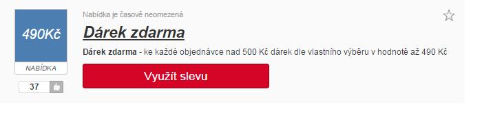 využití slevy na prodejparfemu.cz