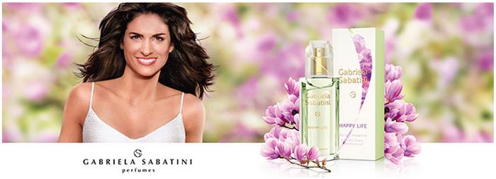 Sleva na Gabriela Sabatiny Parfumes