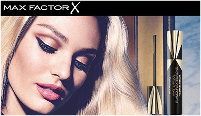 Sleva na kosmetiku Max faktor