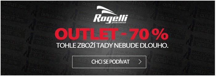 Slevy až 70% na cyklistické oblečení Rogelli.cz