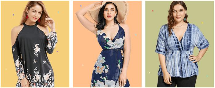 Sleva na XXL oblečení a nadměrné velikosti na Rosegal.com