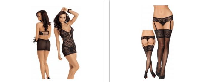 Slevy na erotické oblečení