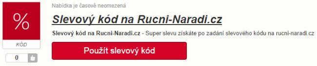 Slevový kód rucni-naradi.cz