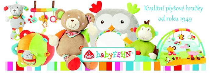 Slevy na dětské hračky Fehn