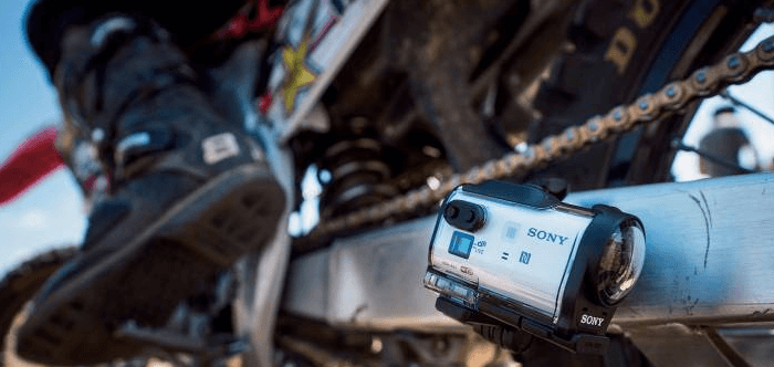 Slevové kódy Sony Action Cam