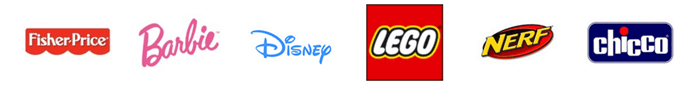Sleva na značky lego a disney
