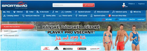 Slevy na sportisimo.cz