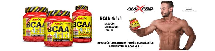 BCAA a sportovní výživa levně na suplementy.cz