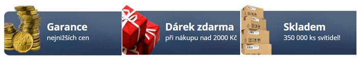 Levné osvětlení na svet-svitidel.cz