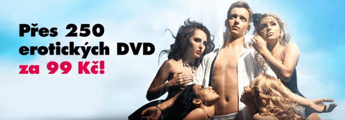 Erotické DVD a porno na Sexshop.cz