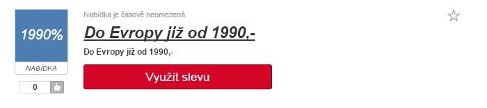 Sleva smartwings.cz