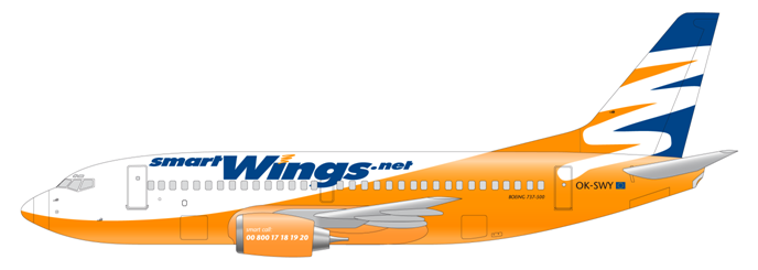 Smartwings.cz a letadla travel service