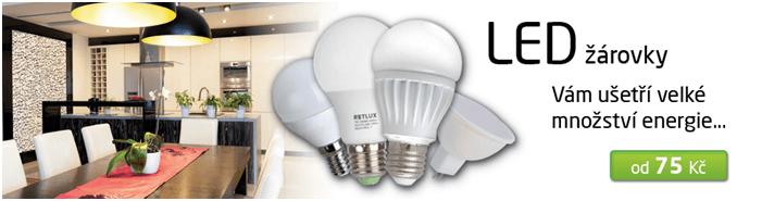 LED žárovky se slevou na tipa.cz