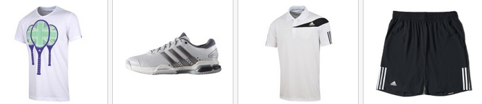 Slevové kódy adidas tenis