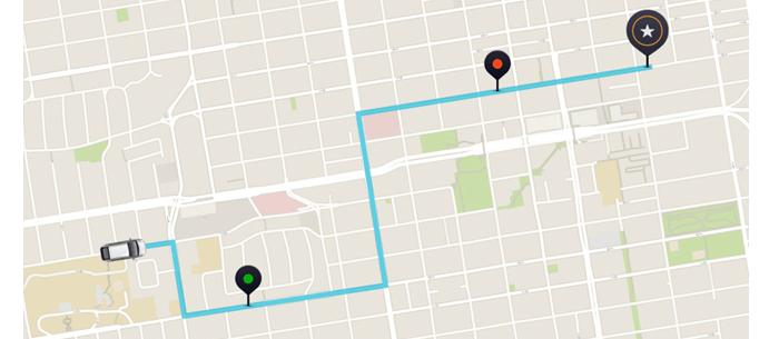Sleva na Uber taxi praha