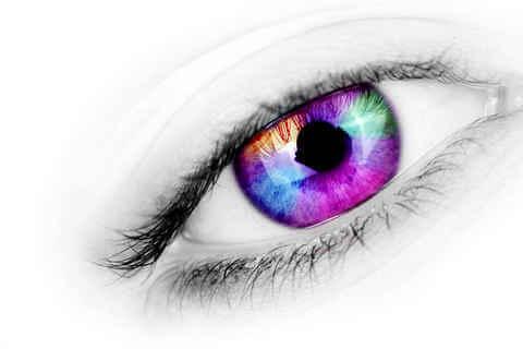 barevné čočky - vaše čočky