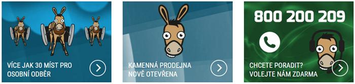 Slevy na veselezvire.cz