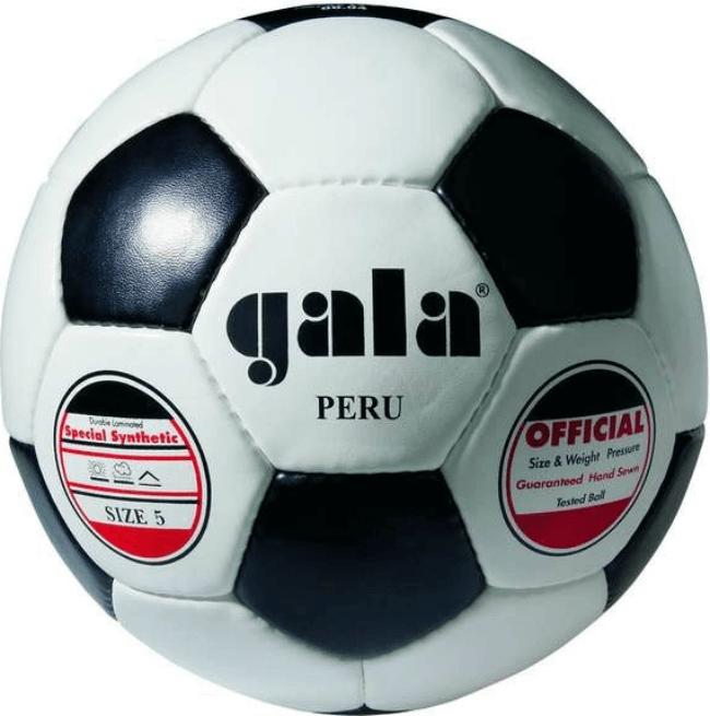 Fotbalový míč Gala Peru dostupný na Vltava.cz