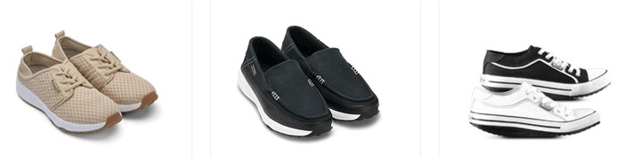 SLeva na vycházkovou obuv