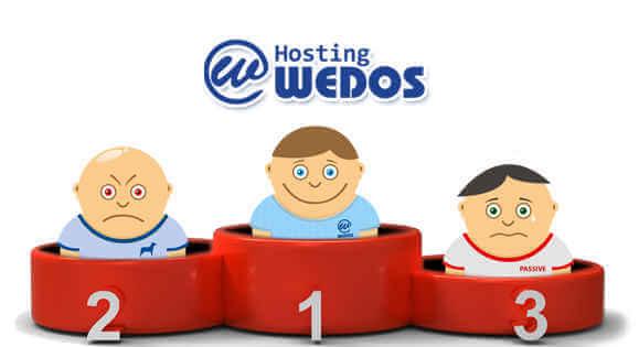 Největší webhosting WEDOS